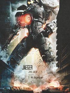 Jaeger Pacific Rim