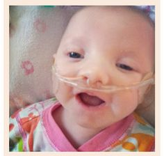 The Ups and the Downs....every baby has them, ours are just different!    Special needs/medical needs infant