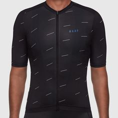 The Limit Pro Jersey delivers style and speed on every ride. In our signature Pro Fit, a low profile collar and proven performance fabrics give you a modern rac
