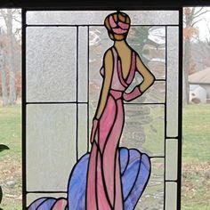 Lady In Pink - Delphi Artist Gallery