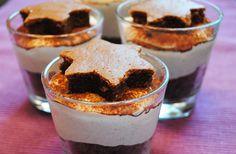 Küchenzaubereien: Weihnachtskuchen im Glas
