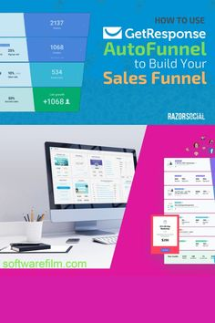 Marketing Software for Small Businesses by GetResponse Email Marketing Software, Inbound Marketing, Digital Marketing, Creating A Newsletter, Create Landing Page, Free Sign, Email List, Templates, Website