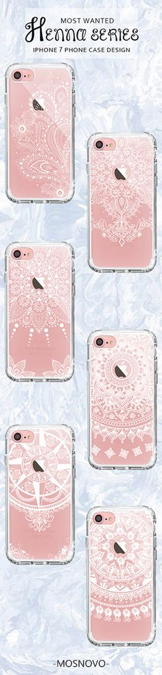 Mosnovo Totem Henna iPhone 7 Cases Collection☞ http://amzn.to/2duOX0x #Mosnovo