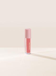 Simple Eyeshadow, Liquid Eyeshadow, Eyeshadow Brushes, Glossier Lip Balm, Make Up Test, Soft Corals, Makeup Tutorial For Beginners, Glossy Lips, Makeup Routine