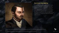 Duncan Macready - Deus Ex Mankind Divided #DeusExMankindDivided #DeusEx #MankindDivided #PS4Share #DuncanMacready