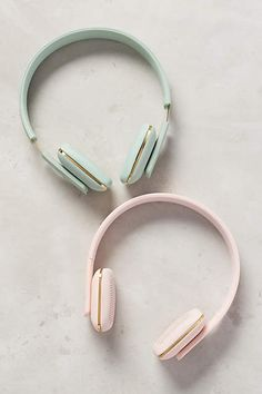 glam headphones. aHead Wireless Headphones - anthropologie.com