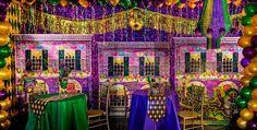 Mardi Gras Party Decorations