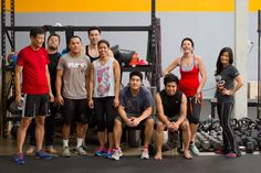 Lunch crew! #CrossFit Irvine