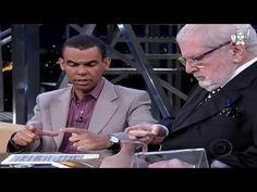 Prof prova fora da bíblia que Jesus existiu para Jô Soares! - YouTube