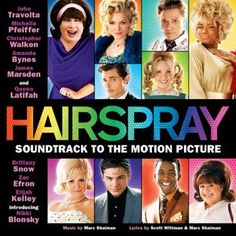 Original Motion Picture Soundtrack (OST) from the movie Hairspray (2007). Music composed by Various Artists.  Hairspray Soundtrack #tracklist #CD #VINYL #mp3 #soundtrack #Hairspray #JohnTravolta #Pfeiffer  http://soundtracktracklist.com/release/hairspray-soundtrack/