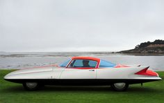 1955 Ghia Gilda Streamline X Coupe