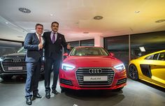 All New Audi A4 launched in India https://blog.gaadikey.com/all-new-audi-a4-launched-in-india-2016/