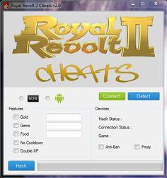 Royal Revolt 2 Cheats v2.0
