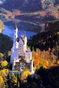 Bavarian Castles | Bavarian Castle. Have been here BUT need to see it again!