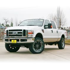 """2"""" Level 1 Lift Kit for 2011-2016 Ford F-250/350 Superduty 4WD"""