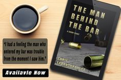 Short story about retired assassins, secrets, unpaid debts, and haunting past. The Man Behind The Bar I Love Books, Great Books, Books To Read, Authors, Writers, All I Ask, Invite Your Friends, Amazon Kindle, Book Publishing
