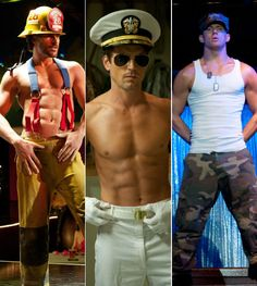 'Magic Mike' pictures: Steamy shots of Channing Tatum, Matt Bomer, Matthew McConaughey and more
