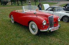 Photographs of the 1954 Sunbeam Alpine. An image gallery of the 1954 Sunbeam Alpine. Vintage Cars, Antique Cars, Mid Ohio, Mk1, Concept Cars, Grand Prix, Super Cars, Classic Cars, Image