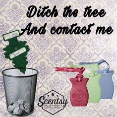 To order Scentsy visit www.ldnwicklesscandles.com. Scentsy is a healthy alternative to home fragrance.