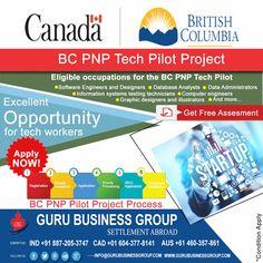 RVNews: Latest News, Canada Immigration News, World News USA: Latest British Columbia PNP(Provincial Nominee Pro...