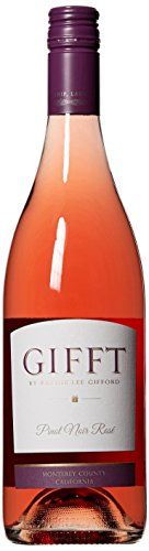 Gifft by Kathie Lee Gifford Monterey Estate Pinot Noir Rose 750ml ** Be sure to check out this awesome product.
