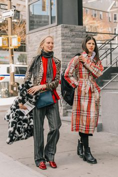 NYFW FALL 18/19 STREET STYLE V | Collage Vintage