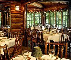 Americas Most Romantic Restaurant  Log Haven, Salt Lake City
