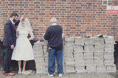 alternative wedding photography by www.philippajamesphotography.com