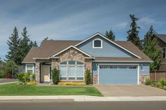 Traditional Style House Plan - 3 Beds 2 Baths 1646 Sq/Ft Plan #48-273 Exterior - Front Elevation - Houseplans.com