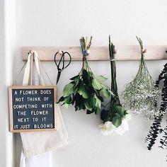 L O V E this! >> Go out and be your own kind of beautiful << @letterfolkco @makelmg