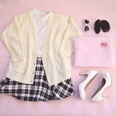 Imagem de Clueless, fashion, and grunge Clueless Fashion, Clueless Outfits, Girly Outfits, 90s Fashion, Pretty Outfits, Cool Outfits, Fashion Outfits, Womens Fashion, Kawaii Fashion