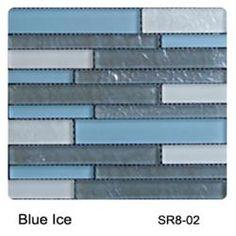 Raffi Glass Searock Glass Tile  Mosaics