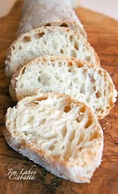 Artisan Bread Recipes, Bread Machine Recipes, Easy Bread Recipes, Baking Recipes, Italian Bread Recipes, Cornbread Recipes, Jiffy Cornbread, Chef Recipes, Best Bread Recipe