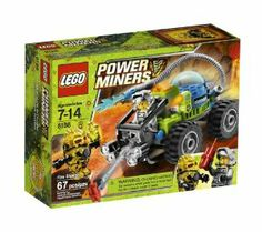 Lego Fire Blaster for sale online Lego Power Miners, Space Miner, Lava, Lego Structures, Water Cannon, Lego Fire, Lego Construction, Buy Lego, Building Toys