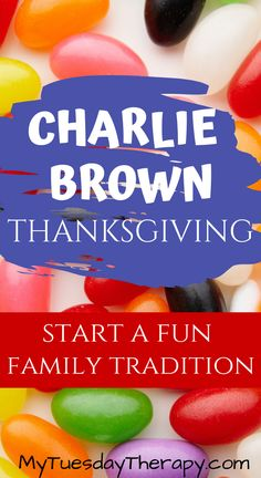 Charlie Brown Thanksgiving – Fantastic Fall Family Fun