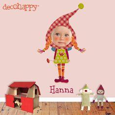 Habitaciones infantiles decoracion infantil dise o de - Diseno de habitaciones juveniles ...