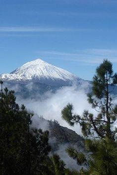 Parque Nacional del Teide, Tenerife, Spain
