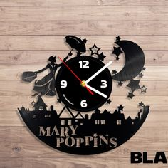 Marry poppins black