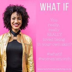 #whatif #womensmonth