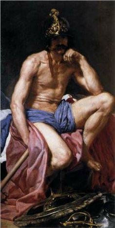 Mars - Diego Velázquez