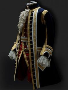 French court uniform