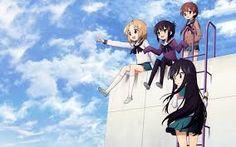 Resultado de imagen para a channel anime
