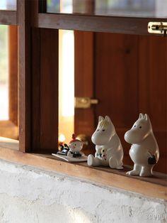 Arabia : Moomin Figure  ムーミンフィギュア