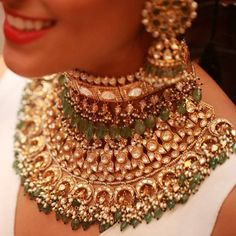 jewels by kishandas & co for sabyasachi