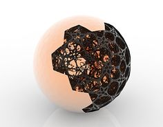 """Check out new work on my @Behance portfolio: """"Polyhedral Sculptures - Render Studies"""" http://be.net/gallery/32918745/Polyhedral-Sculptures-Render-Studies"""
