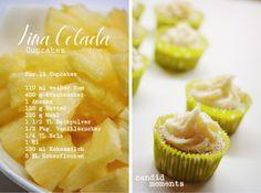 Pina-Colada-Cupcakes-Rezept von Silvia candid moments vom 06. Jan