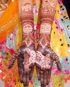 Top Simple Mehendi Designs for 2019 Brides Indian Henna Designs, Back Hand Mehndi Designs, Latest Bridal Mehndi Designs, Beautiful Henna Designs, Best Mehndi Designs, Mehandi Designs, Tattoo Designs, Mehendi, Leg Mehndi
