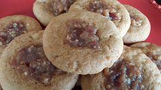 Date Walnut Thumbprints - Cookie Week Recipe Four