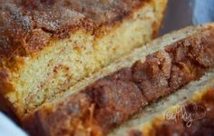 Amish Cinnamon Bread Alternative