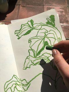 Art Sketches, Art Drawings, Art Hoe, Wow Art, Art Plastique, Art Sketchbook, Oeuvre D'art, Art Inspo, Painting & Drawing